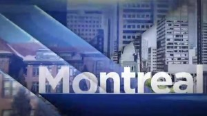 News at 6 Weekend Montreal: April 1